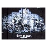 Born to Ride - Gooses Australien T-Shirt