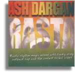 CD - Rasta - Ash Dargan
