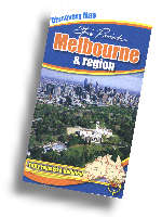 "Map ""Melbourne & Region"""