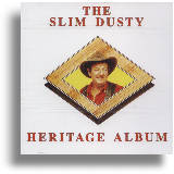 CD - Heritage Album - Slim Dusty
