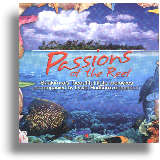 CD - Passions of the Reef - Hudson - Australien