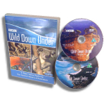 DVD - Wild Down Under - Australia - by BBC