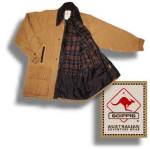 SCIPPIS Brumby Jacket - tan