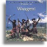 CD - Wangetti - David Hudson - Australien