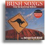 CD - Bush Songs from the Australian Outback