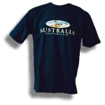 Ayers Rock Graphic - Gooses Australien T-Shirt