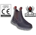 Redback Boots (Stahlkappe) BOBCAT brown