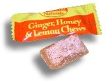 Ginger,Honey & Lemon Chews - Ingwer Kaubonbons