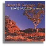 CD - Heart of Australia - David Hudson