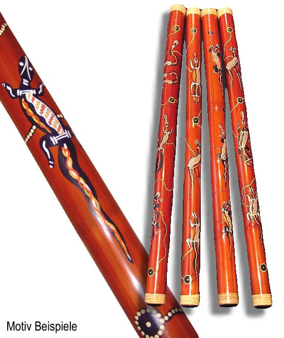 Didgeridoo - Animals - Australien