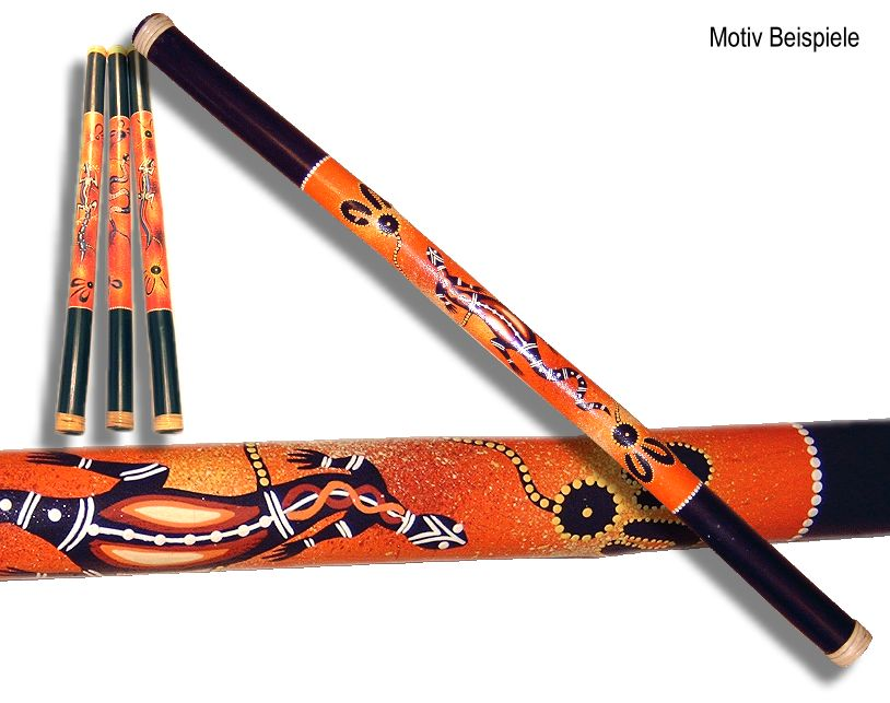 Didgeridoo - Animals Marmor - Australien