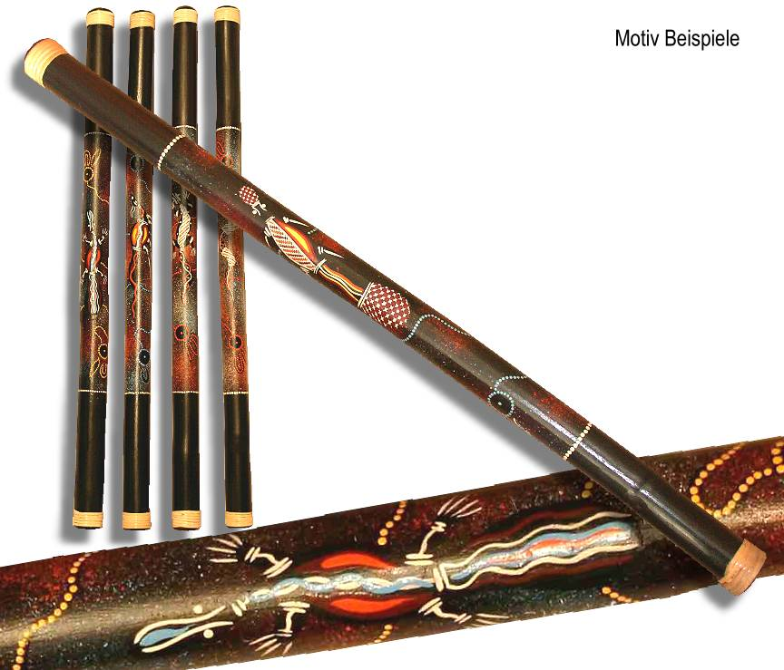 Didgeridoo - Animals Marmor Dark - Australien