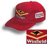 Winfield - Baseball Cap - Australien Shop