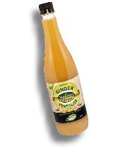 Ginger Revitalise, 750ml - Australischer Ingwer