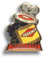 "Metall Badge ""Vegemite & Koala"""