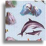 "Sticker Set ""Dolphins"" by Steve Parish"